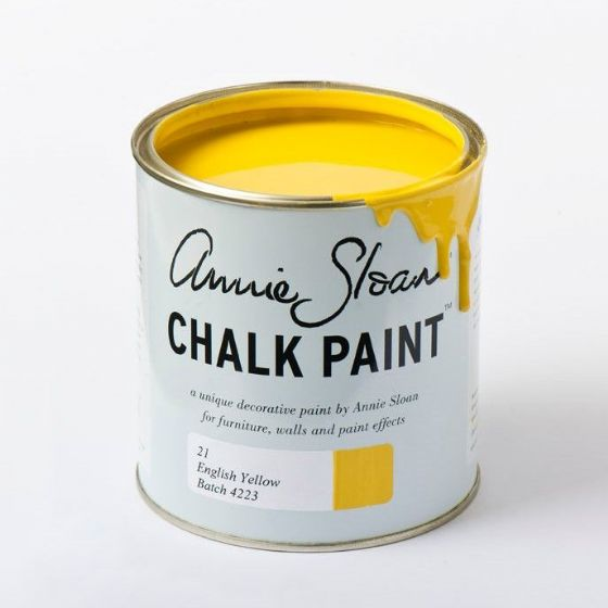 English Yellow - Annie Sloan Chalk Paint